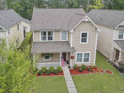 Summerville Single Family Home Contingent: 4948 Ballantine Drive