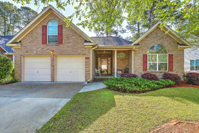 Summerville Single Family Home For Sale: 112 Royal Troon Court