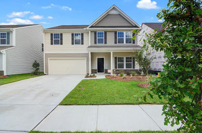 Summerville Single Family Home For Sale: 398 Dunlin Drive #96