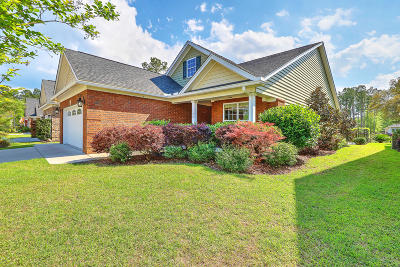 Summerville Single Family Home For Sale: 109 Lilith Lane