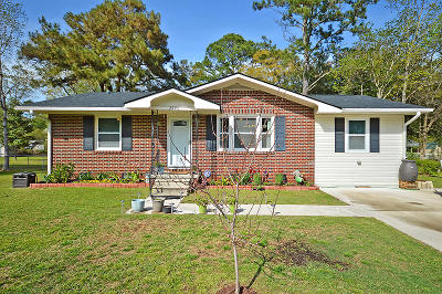 Berkeley County, Charleston County, Dorchester County Single Family Home For Sale: 2578 Ridgewood Avenue