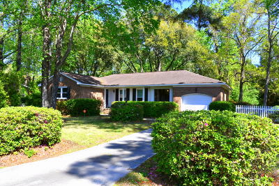 Charleston Single Family Home For Sale: 414 Parkdale Drive