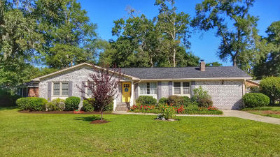 Charleston Single Family Home For Sale: 517 Clearview Drive