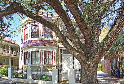 Charleston Multi Family Home For Sale: 226 Rutledge Avenue