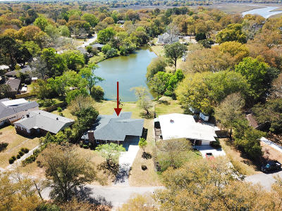 Charleston Single Family Home For Sale: 859 Montgomery Road