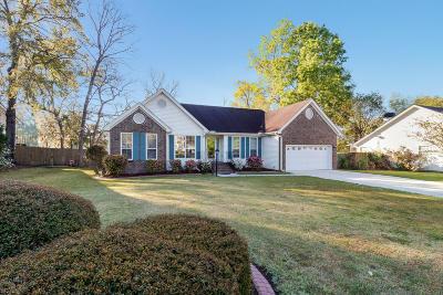 North Charleston Single Family Home Contingent: 8290 Longridge Road