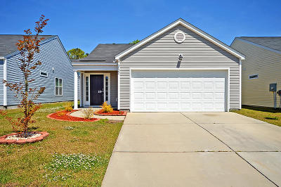 Berkeley County, Charleston County, Dorchester County Single Family Home For Sale: 122 Tyger Street