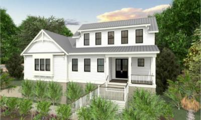 Charleston Single Family Home For Sale: 107 River Green Place