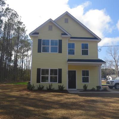 Charleston County Single Family Home Contingent: 829 Jordan Street