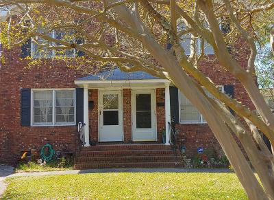 Charleston Multi Family Home For Sale: 25 Marlow Drive #A &