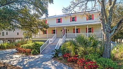 Charleston Single Family Home For Sale: 719 Windward Road