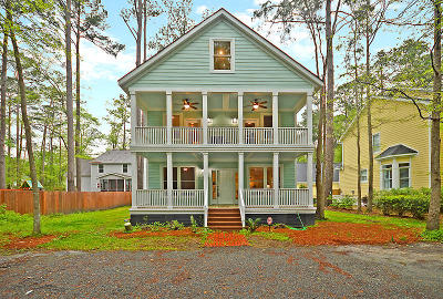 Summerville Single Family Home For Sale: 108 Lowndes Lane
