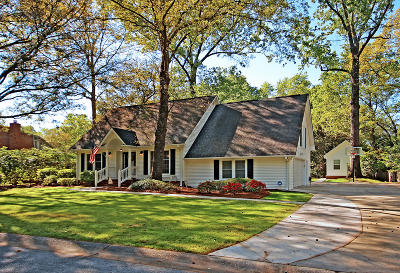 Summerville Single Family Home For Sale: 104 Mayfield Street