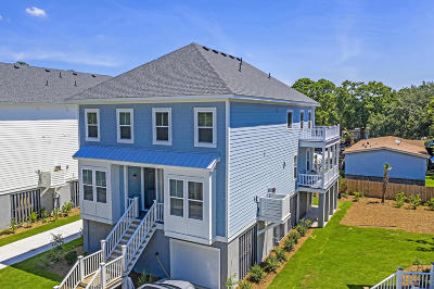 Charleston County Attached For Sale: 124 Howard Mary Drive #B