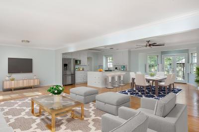 Sandhurst Single Family Home For Sale: 1220 Orange Branch Road