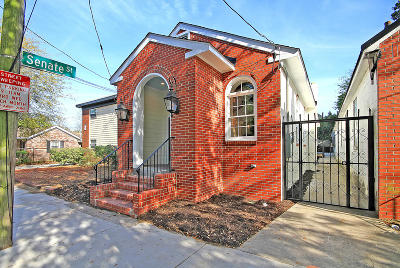 Charleston Single Family Home For Sale: 133 Congress Street