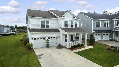 Summerville Single Family Home For Sale: 125 Rowboat Road