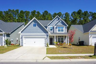 Moncks Corner Single Family Home For Sale: 453 Foxbank Plantation Boulevard