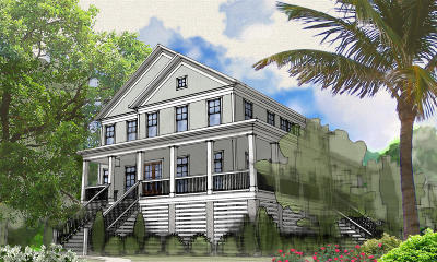 Charleston Single Family Home For Sale: 566 Wading Place