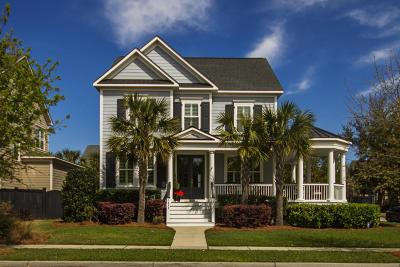 Charleston Single Family Home For Sale: 1453 Wando View Street