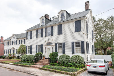 Single Family Home For Sale: 7 Lowndes Street