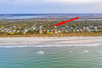 Isle Of Palms Single Family Home For Sale: 3502 Cameron Boulevard