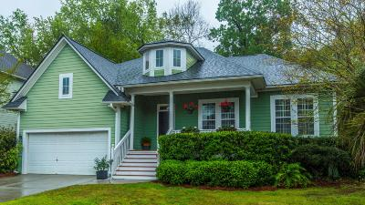 Mount Pleasant Single Family Home For Sale: 3436 Toomer Kiln Circle