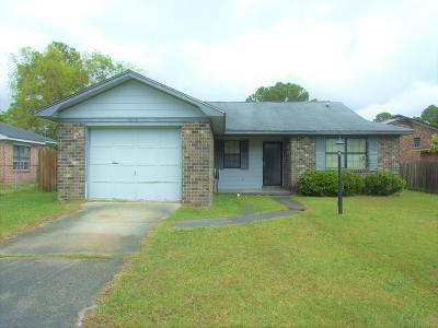 North Charleston Single Family Home Contingent: 7612 Corley Drive