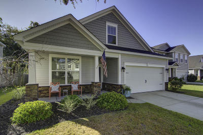 Mount Pleasant Single Family Home Contingent: 3601 Locklear Lane