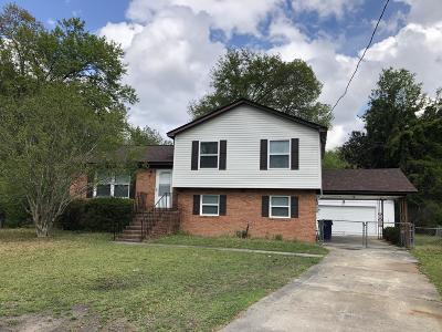 North Charleston Single Family Home Contingent: 3415 Broadmoore Place