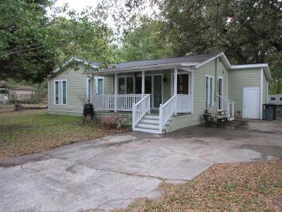Johns Island Single Family Home Contingent: 3020 Marlin Road