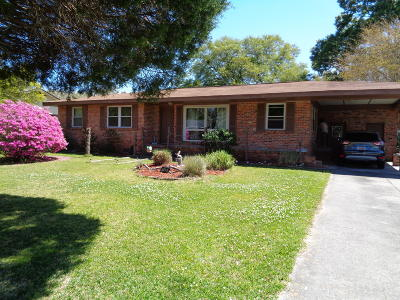Goose Creek Single Family Home Contingent: 108 Lyle Road