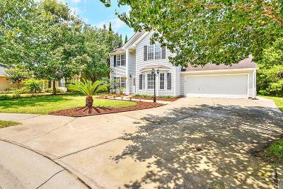 Mount Pleasant Single Family Home Contingent: 3187 Nix Court