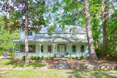 Summerville Single Family Home For Sale: 408 S Magnolia Street