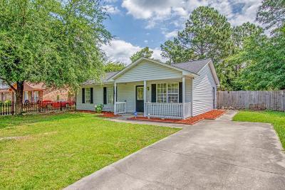 Summerville Single Family Home Contingent: 107 Miken Lane