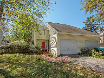 Charleston County Attached For Sale: 1221 Valley Forge Drive