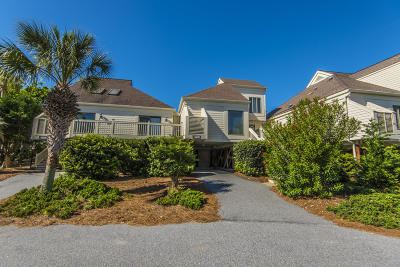 Charleston County Attached For Sale: 723 Spinnaker Beachhouse