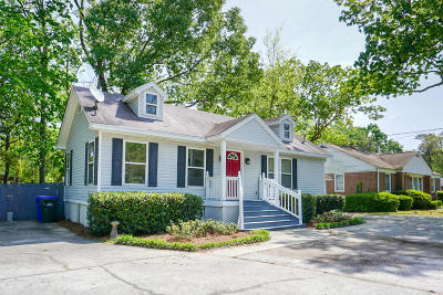 Charleston Single Family Home For Sale: 706 W Oak Forest Drive