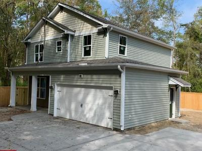 Charleston County Single Family Home Contingent: 1127 Camp Road