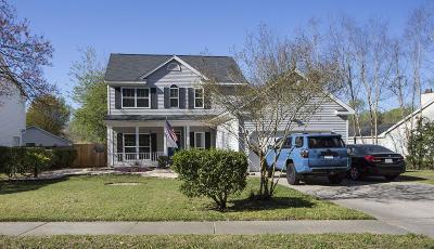 Goose Creek Single Family Home For Sale: 103 Millburgh Lane