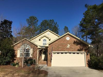 Single Family Home For Sale: 819 Bentwood Circle
