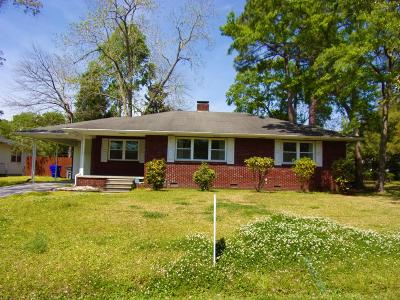 Berkeley County, Charleston County, Dorchester County Single Family Home For Sale: 1914 Morgan Avenue
