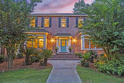 Mount Pleasant Single Family Home For Sale: 2961 Pignatelli Crescent