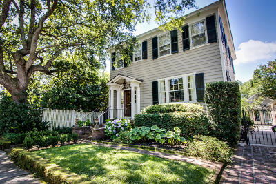 Charleston SC Single Family Home Contingent: $1,365,000