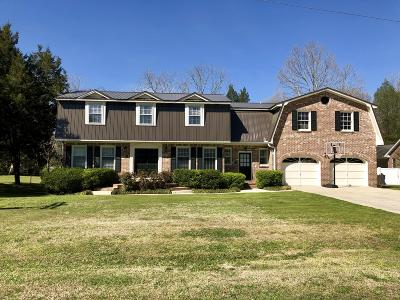 Moncks Corner Single Family Home For Sale: 1503 Cedar Avenue