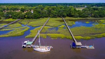 Johns Island Residential Lots & Land For Sale: 5568 Frisco Lane