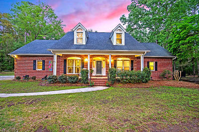 Dorchester County Single Family Home For Sale: 331 Danby Woods Court