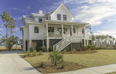 Charleston Single Family Home For Sale: 1009 Rivershore Road