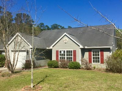Goose Creek Single Family Home Contingent: 246 Border Road