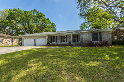 Berkeley County, Charleston County, Dorchester County Single Family Home For Sale: 4343 Bream Road